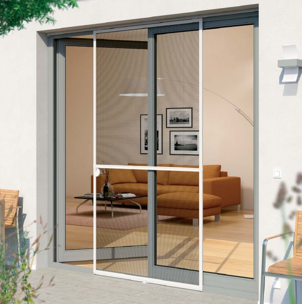 sliding screen door image
